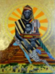 ananda nahu, ONu, art, art collector, african art, africa, black art, black woman, african woman, arte brasileira, artes plastica