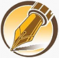 Myron The Notary - Logo