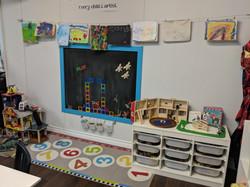 children's chalkboard