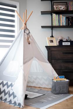 kids bedroom tent