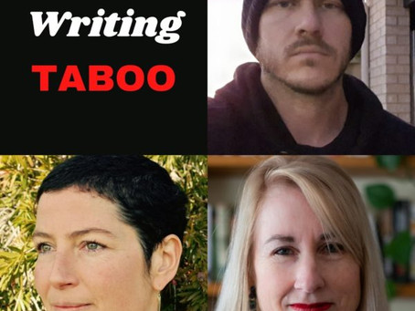 Writing Taboo: video now available