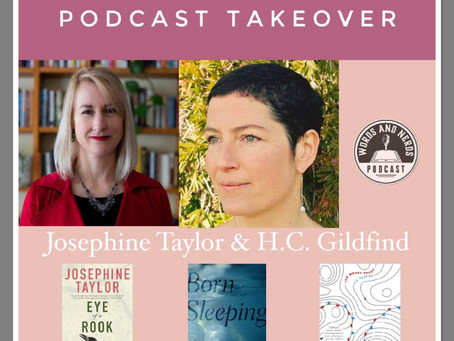 Words & Nerds Podcast with Josephine Taylor