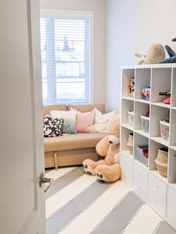 B & L playroom