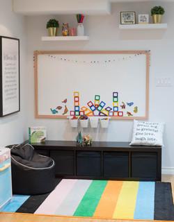 children's chalk board