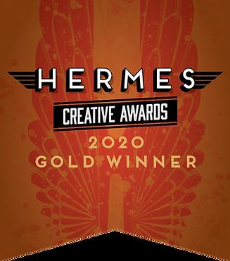 Hermes 2020 Gold Award.png