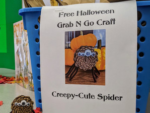 Creepy-Cute Spider!