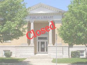 Closed to the Public!