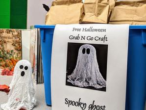 Halloween Grab N Go Craft!
