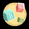 Alphabet Cubes