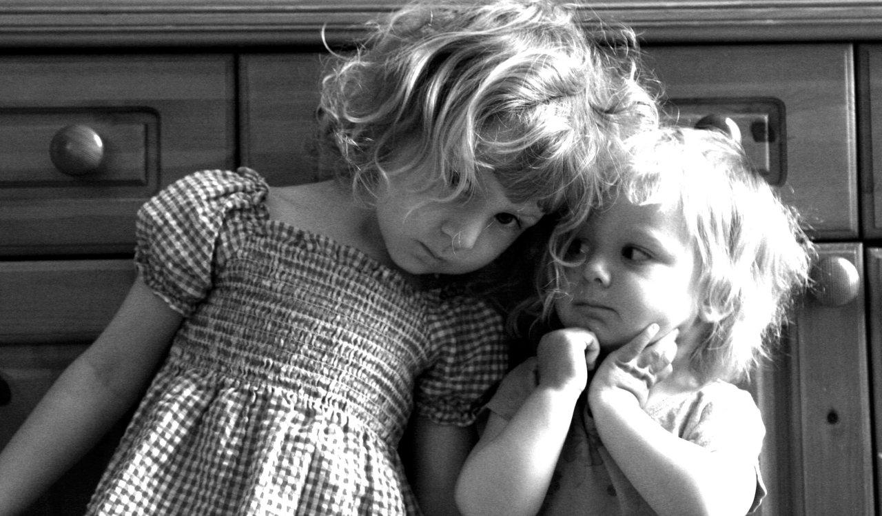 Daisy & Eliza - My Nieces