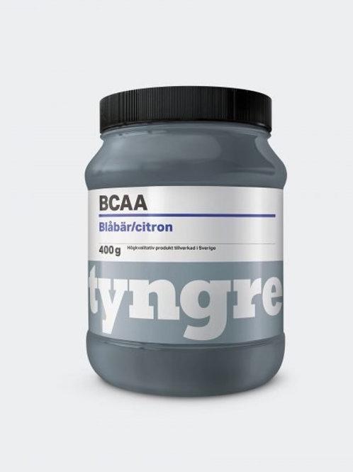 Tyngre BCAA Blåbär/Citron