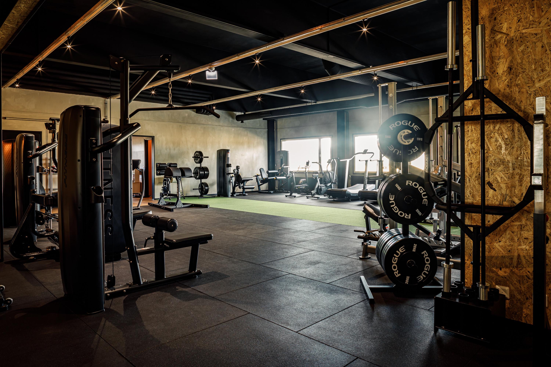 Gymträning Malax
