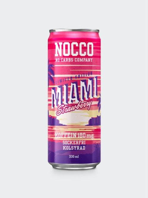 NOCCO Miami Strawberry 23 st