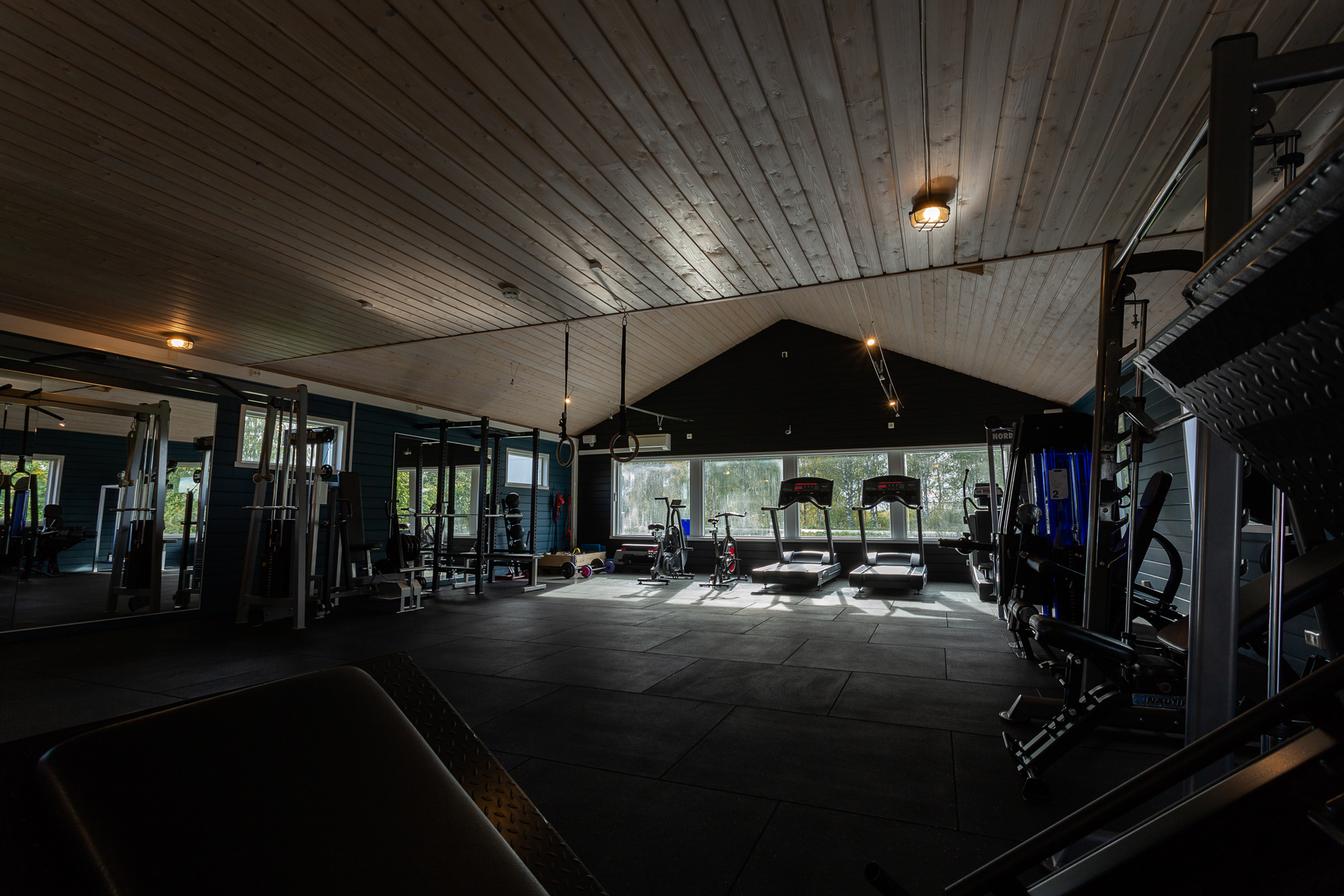 Gymträning Petalax