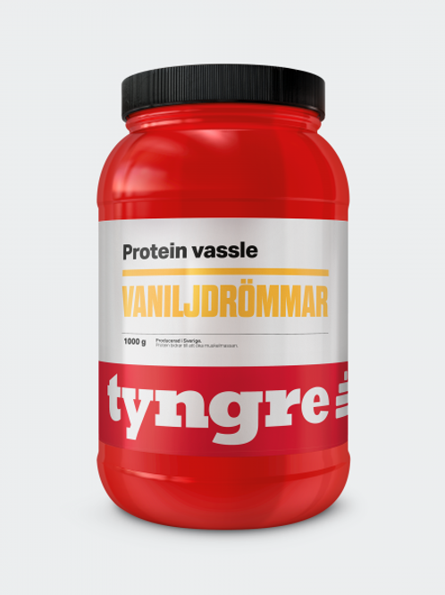 Tyngre Vassle Vaniljdrömmar