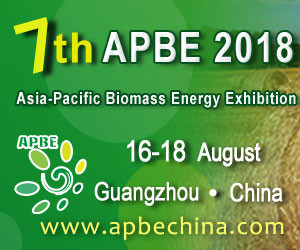 The next Asia-Pacific Bioenergy Exhibition (APBE) will soon take place