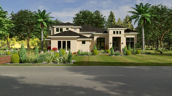 Bramante II Floorplan - Smith Custom Homes Tampa