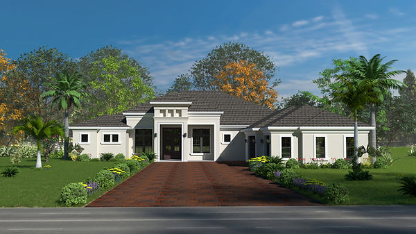 Greco Floorplan - Smith Custom Homes Tampa