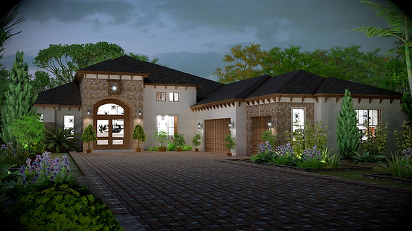 Monet Floorplan - Smith Custom Homes Tampa