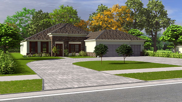 Bellini Floorplan - Smith Custom Homes Tampa