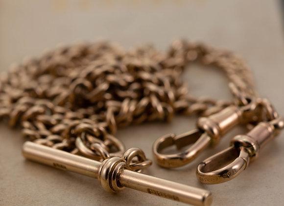 Gold Albert Chain