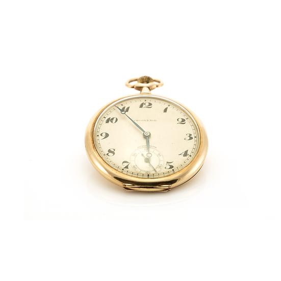 'Grosvenor' Open Face Gents Pocket Watch