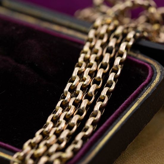 Antique Belcher Chain