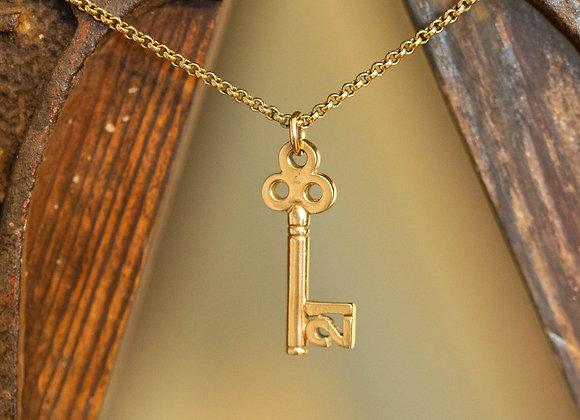 21 Key Pendant