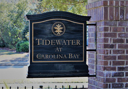 Tidewater Sign