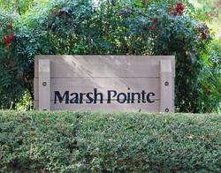 Marsh Pointe Sign
