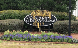 WIllows Sign