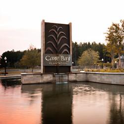 Cane Bay Sign