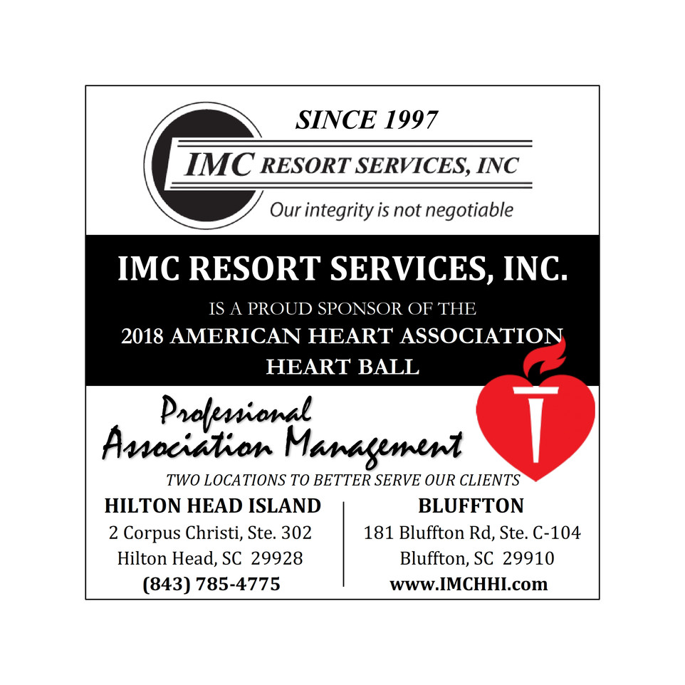 IMC Resort Services, Inc. is a proud sponsor of the American Heart Association