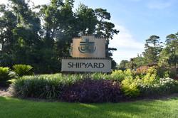 Shipyard Sign