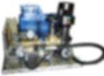 Плунжерные насосы высокого давления для гидроиспытаний