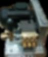 Плунжерный насос для гидроиспытаний P55/18-1200