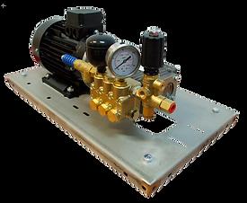 Установка для гидроиспытаний высоким давлением SPECK