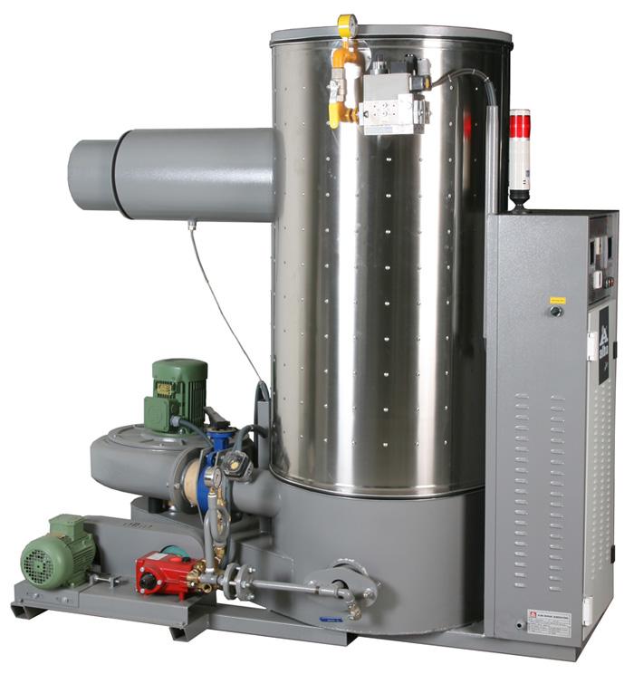 Плунжерные насосы для горячей воды