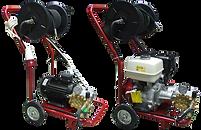 Очистное насосное оборудование высокого давления NP16/15-210