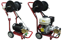 Очистное насосное оборудование высокого давления NP10/15-150