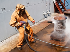 Система очистки водой в портах
