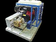 Насос с бензиновым двигателем клиноременная передача