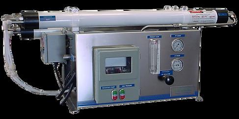 Мобильная станция опреснения морской воды