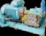 Насосные станции для поддержания пластового давления (ППД)