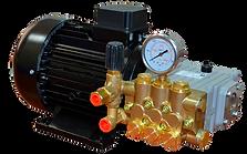 Плунжерный насос NP10/15-150 с электродвигателем