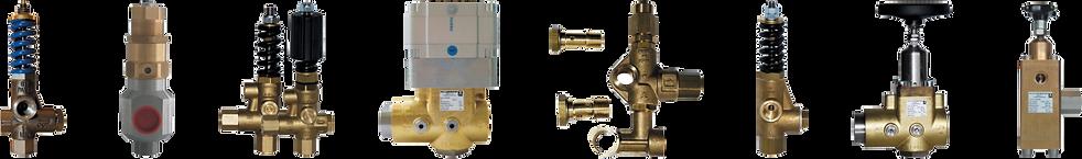 Клапаны высокого давления для плунжерных насосов