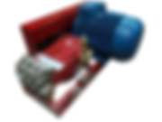 Насосные установки для поддержания пластового давления (ППД)