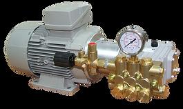 Плунжерный насос высокого давления SPECK серии NP10/1-170 моноблок