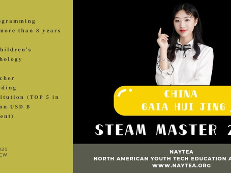 Programming Teaching Case Study: Race - Lessons from STEAM MASTER 2020 Candidate Preview