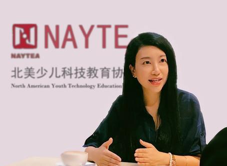 NAYTEA bring a better education worldwide